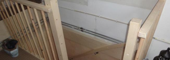 Trapgat beton trappen totaal for Trapgat maken in beton