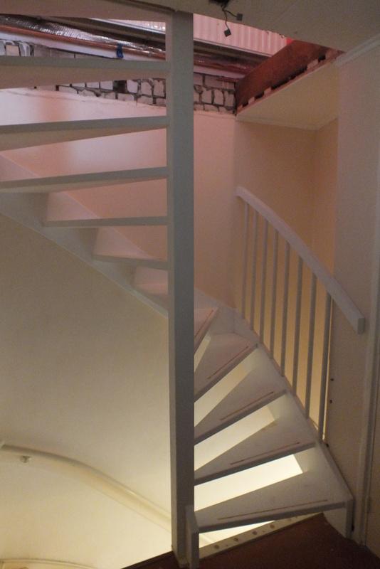 Vaste zoldertrap oegstgeest trappen totaal for Trap plaatsen naar zolder