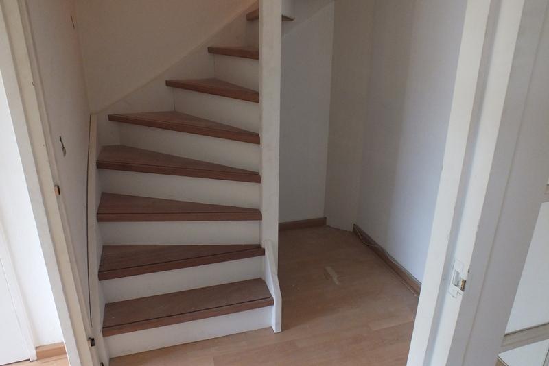 stalen wenteltrap vervangen eindhoven trappen totaal