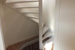 Vaste trap naar zolder zaandam trappen totaal for Van vlizo naar vaste trap