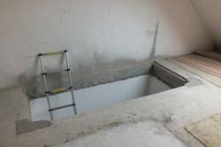 Vaste trap naar zolder in vleuten trappen totaal for Van vlizo naar vaste trap