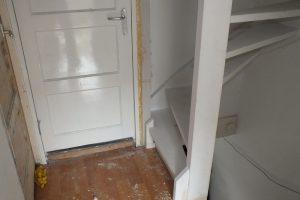 Vaste trap naar zolder in zaandam trappen totaal for Van vlizo naar vaste trap