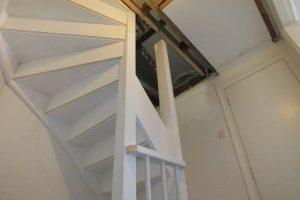 Trap totaal bouwmaterialen for Van vlizo naar vaste trap