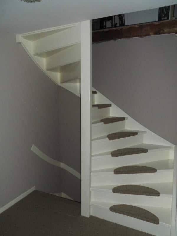 Prijzen vaste trap naar zolder snel een prijsopgaaf for Zelf zoldertrap maken
