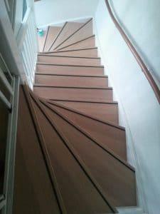 trap renovatie Sittard nieuwe situatie 1