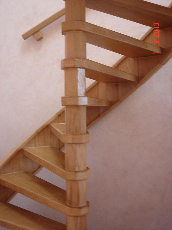 Trap renovatie eiken drunen trappen totaal for Trap eiken