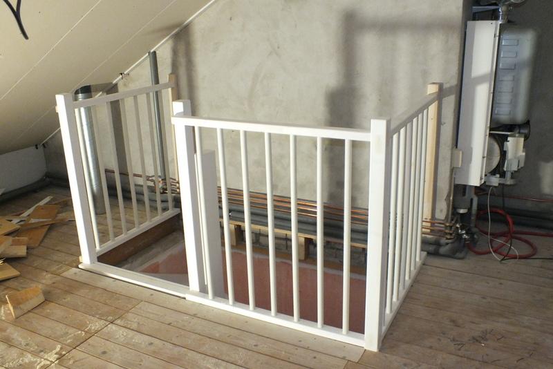 Vaste zoldertraphellendoorn trappen totaal for Trapgat maken in beton