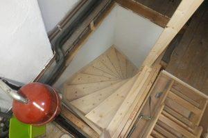 Vaste zoldertrap in amersfoort trappen totaal