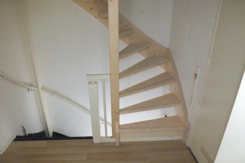 vaste zoldertrap vurenhout in eindhoven trappen totaal