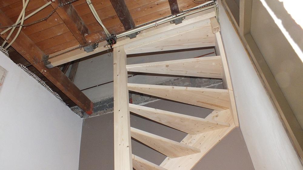 Vlizotrap vervangen voor zoldertrap rotterdam trappen totaal for Vlizotrap plaatsen